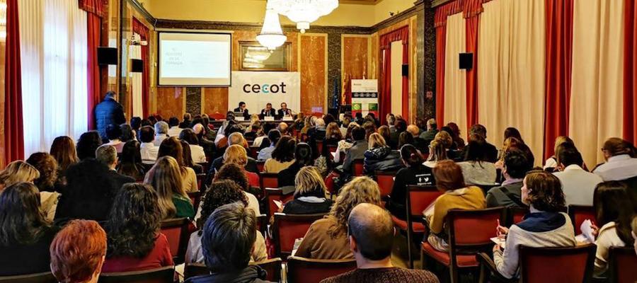 Infolab patrocina la jornada sobre el Registre Horari de la Patronal CECOT 1