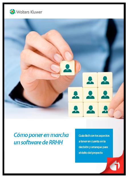 Cómo poner en marcha un software de RRHH 1