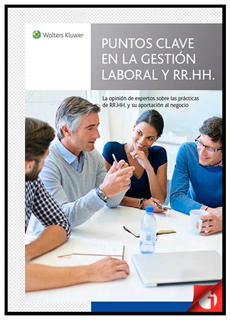 Punts clau a la gestió laboral i dels RRHH 1