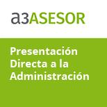 Presentación Directa a la Administración 1